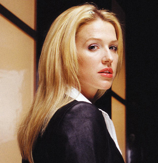 Poppy Montgomery as Samantha Spade on Without A Trace