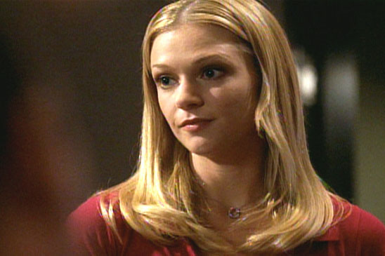 AJ Cook as Jennifer Jareau on Criminal Minds