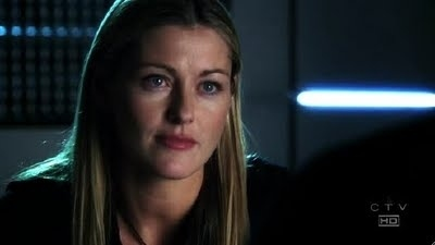 Louise Lombard as Sofia Curtis on CSI: Crime Scene Investigation