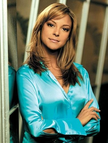 Eva LaRue as Natalia Boa Vista on CSI:Miami