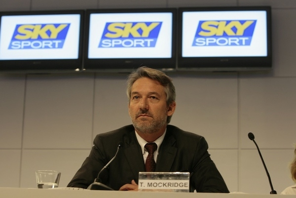 Tom Mockridge, currently chief executive of News Corp.'s Sky Italia television unit, was appo...