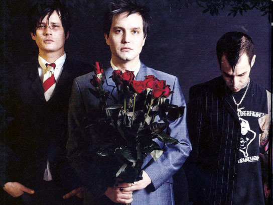 I brought you roses for the Hot Topic prom