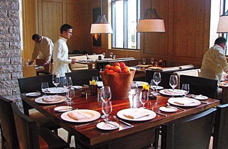 Fearing's Restaurant at The Ritz-Carlton