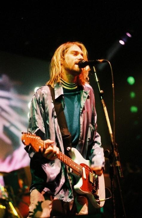 15. Kurt Cobain