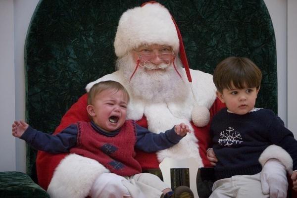 Santa's Lap