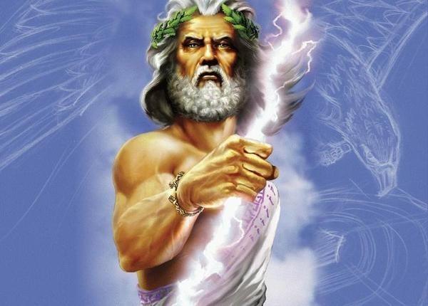 Zeus (Greek Mythology)