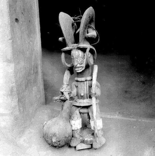 Ikenga (Igbo Mythology)