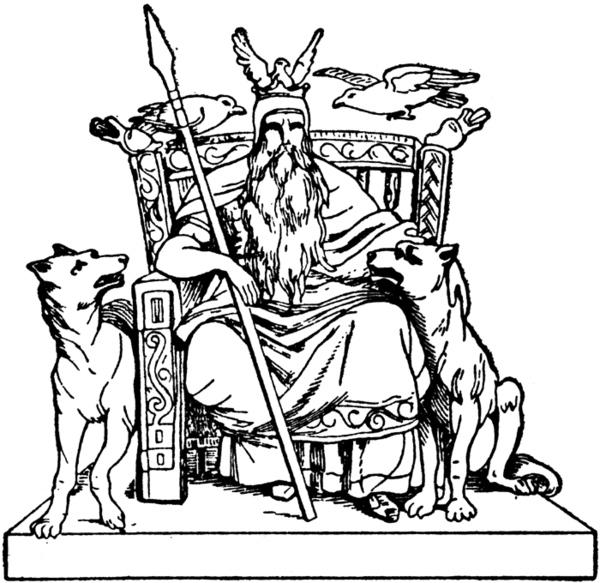 Odin (Norse Mythology)