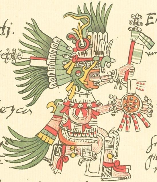 Huitzilopochtli (Aztec Mythology)
