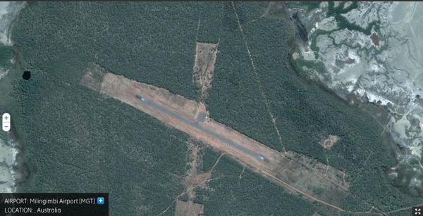 MGT- Milingimbi Airport