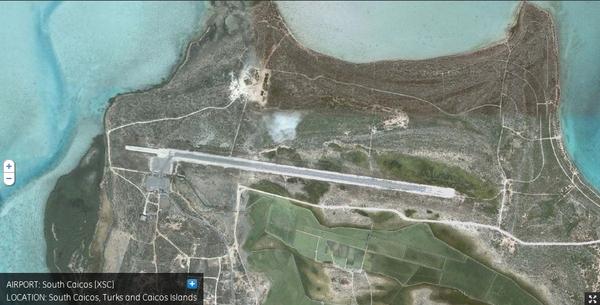 XSC- South Caicos Airport
