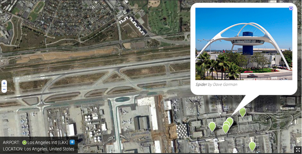 LAX- Los Angeles International Airport