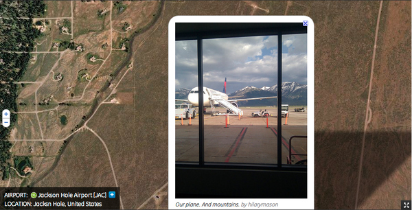 JAC- aeropuerto de Jackson Hole