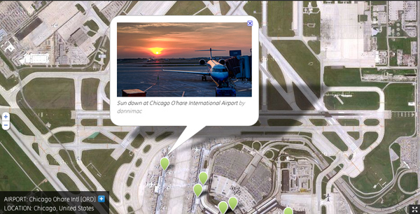 ORD- Chicago O'Hare International Airport