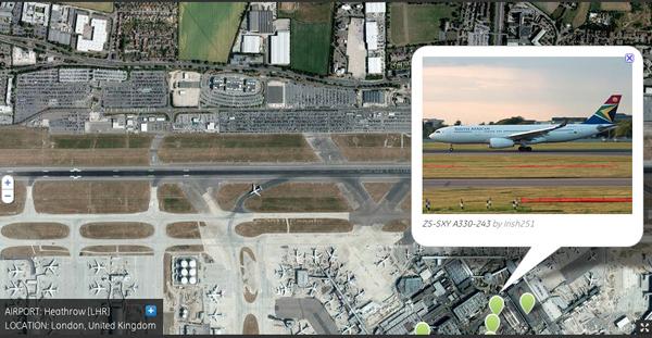 LHR- London Heathrow Airport