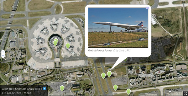 CDG- Charles De Gaulle Airport