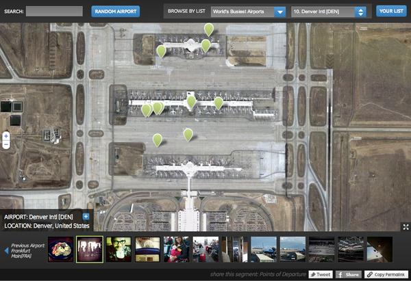DEN- Denver International Airport