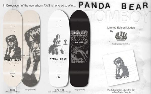 Tomboy Skateboard $54