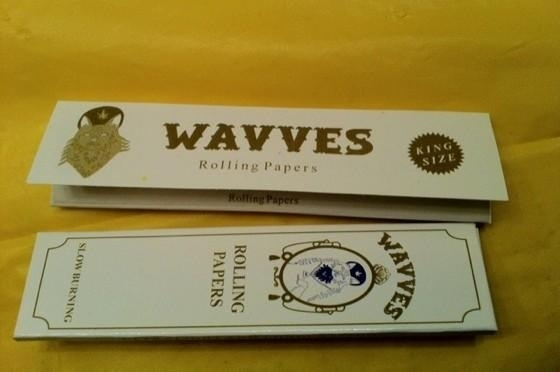 Rolling Papers (Not available online)
