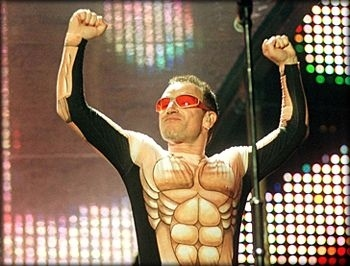 Muscle suit of victory