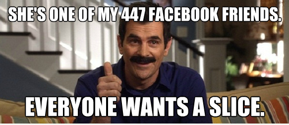 On Facebook: