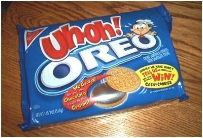 Uh-Oh Oreos
