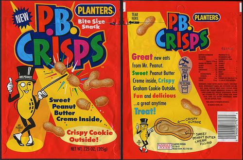 PB Crisps