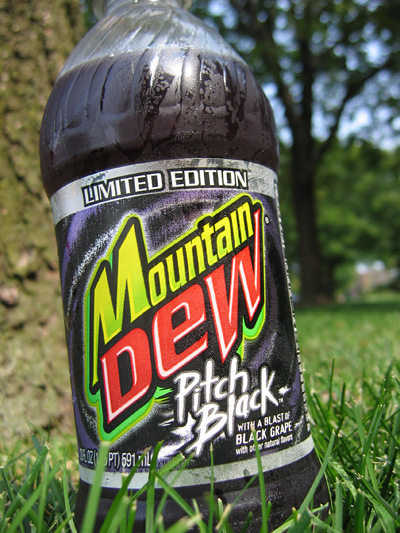 Mountain Dew Black/Livewire
