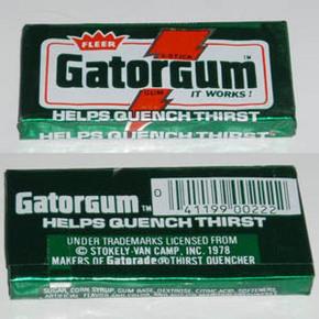 Gatorade Gum
