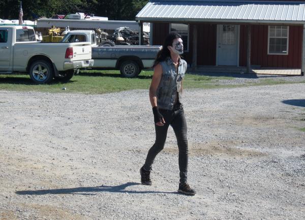 Some Juggalos wear skinny jeans.