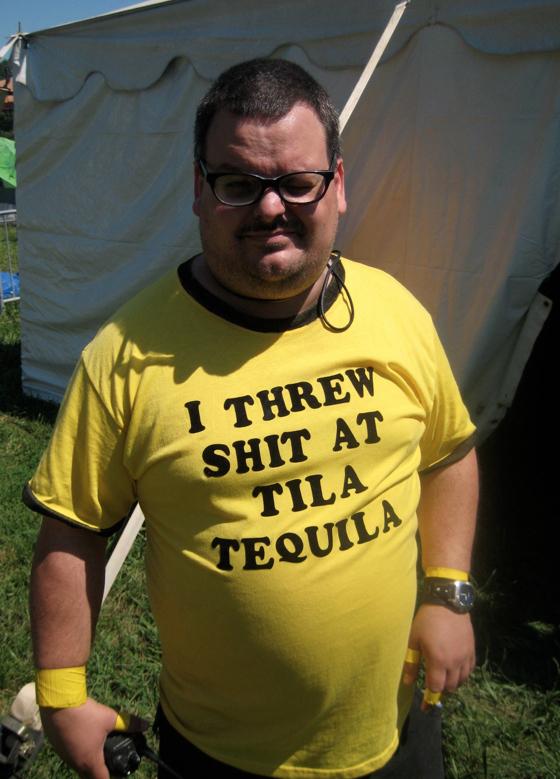 Everyone still hates Tila Tequila.