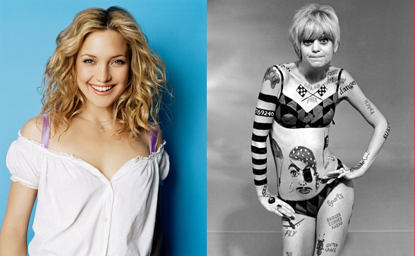 Kate Hudson / Goldie Hawn
