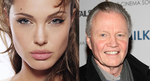 Angelina Jolie / Jon Voight