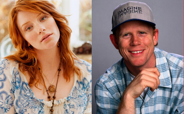 Bryce Dallas Howard / Ron Howard