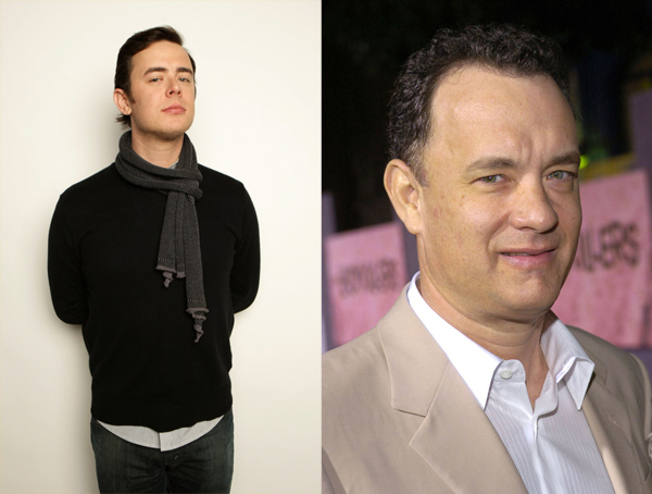 Colin Hanks / Tom Hanks
