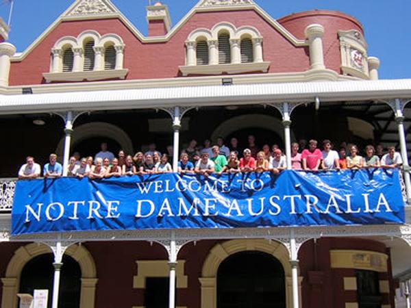 The University Of Notre Dame, Australia