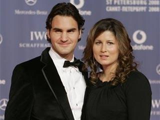 Mirka Federer, wife to Roger Federer