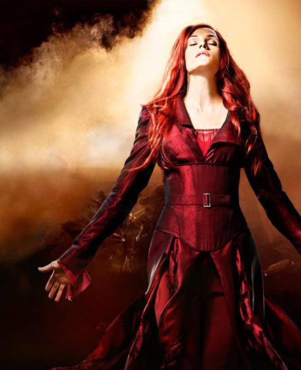 Jean Grey/Phoenix/Dark Phoenix