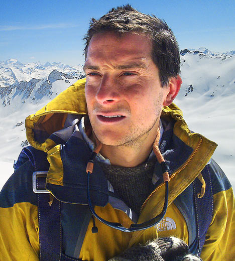 Edward Bear Grylls
