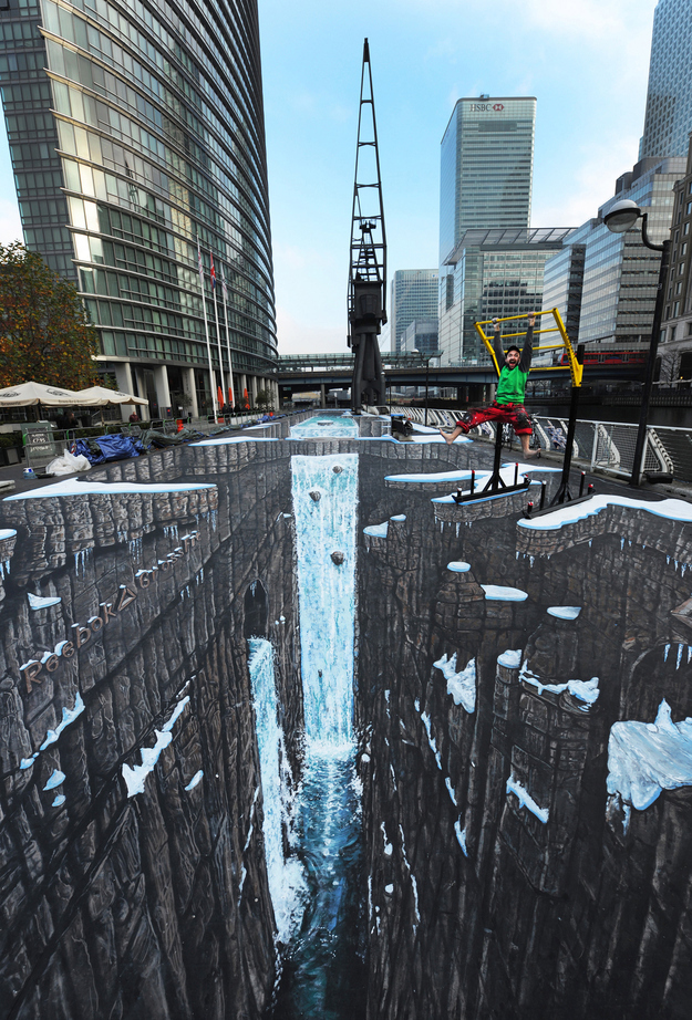 21 - Largest Anamorphic Painting