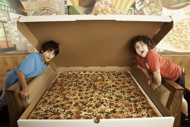5 - Largest Pizza Commercially Available