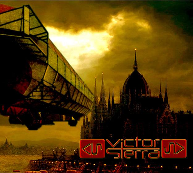 Steampunk Vol. 2 -Blood in the skies-by Victor Sierra by