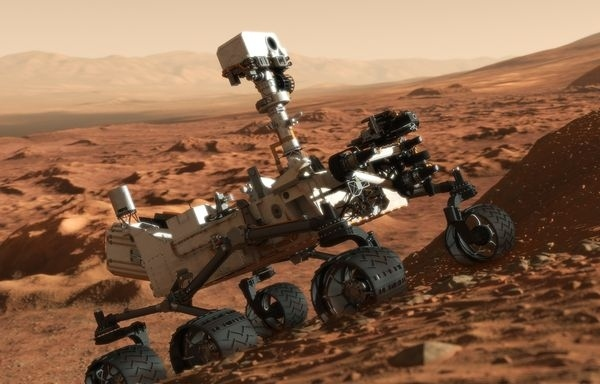 The Mars rover: