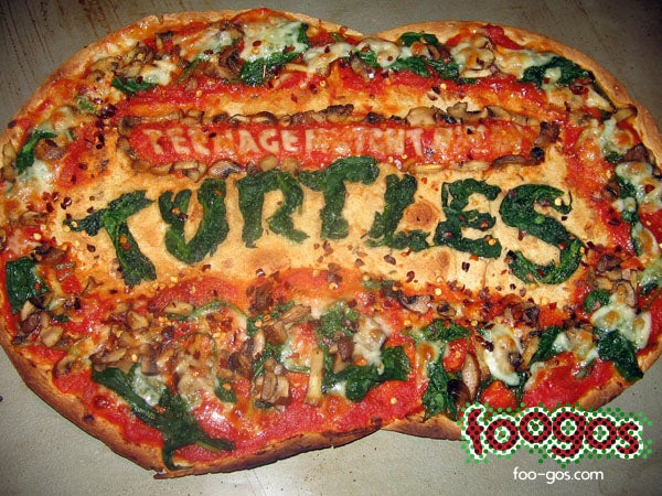 Click here to find out how this pizza was made.