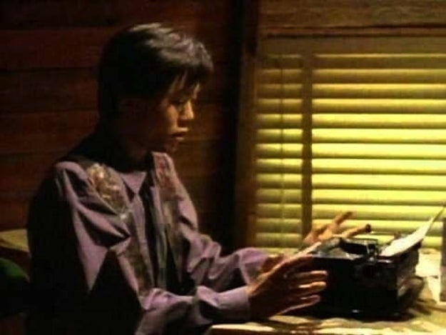 """Episode: """"The Tale Of The Dream Machine"""" Why it was scary: The typewriter made everything you typed on it come true. This is the only object on the list. No one uses typewriters anymore, so this one isn't as scary. That's why it's #50."""