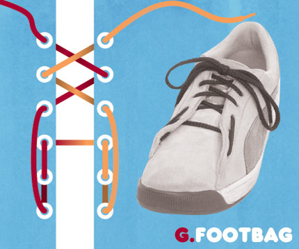 15 funky ways to tie shoelaces - enhanced buzz 31392 1351108871 4 - 15 Funky Ways To Tie Shoelaces