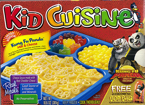 The disgusting reality of microwave dinners for Are kid cuisine meals healthy
