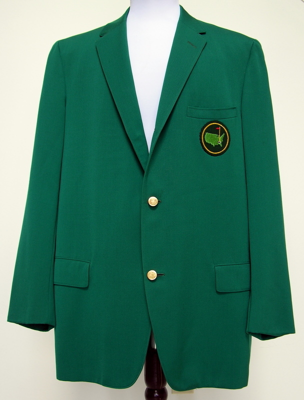 You Can Buy Your Own 1959 Master's Green Jacket For Only $33,180