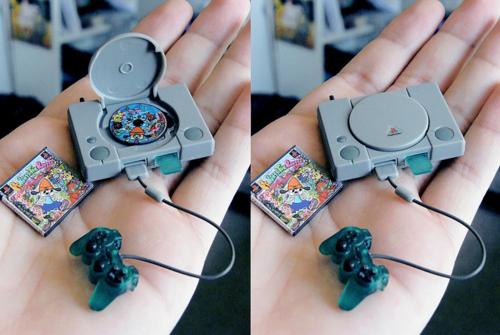 Tiny Playstation