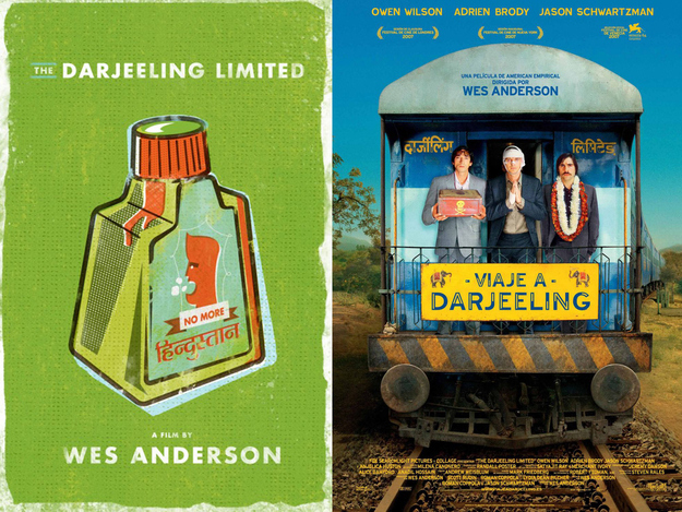 darjeeling limited essay The darjeeling himalayan railway, also known as the dhr or toy train, is a 2 ft (610 mm) narrow-gauge railway based on zig zag and loop-line technology which runs between new jalpaiguri and darjeeling in the indian state of west bengal.